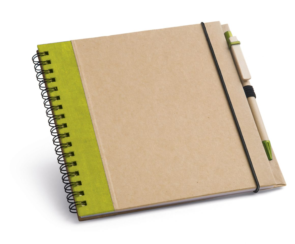 St. Dennis Eco-friendly Notepad Product Code GP93429