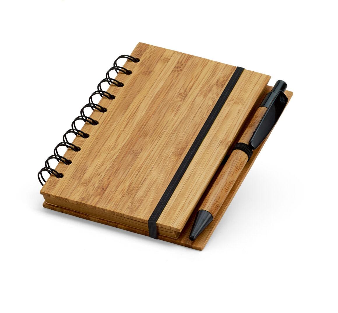 Trengwainton Bamboo pocket Notepad Product Code GP93486
