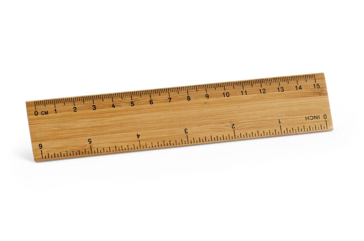 Vellandreath Bamboo Ruler Product Code GP93570