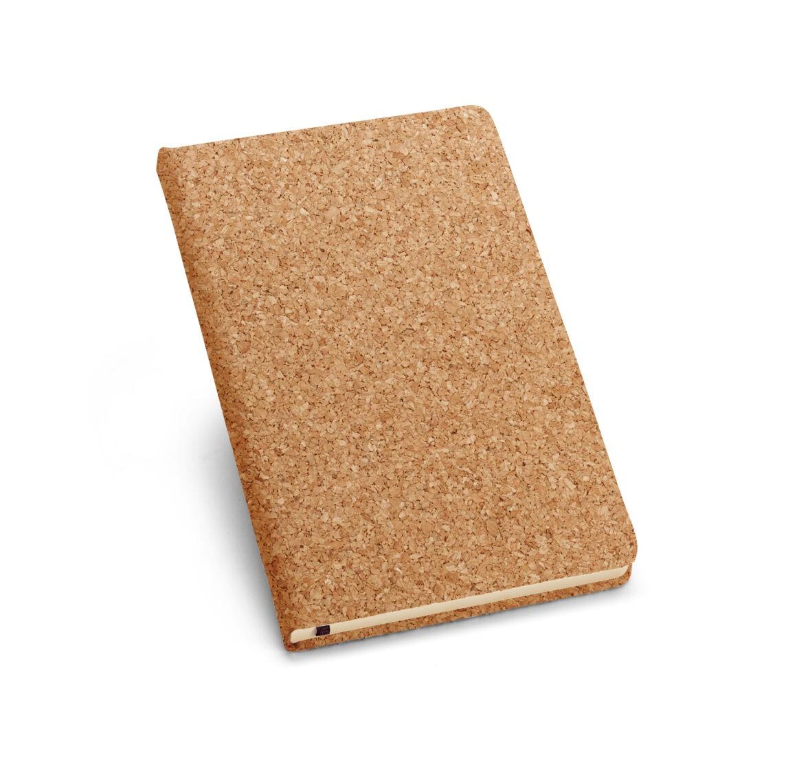 Colan Cork Pocket Notepad Product Code GP93720