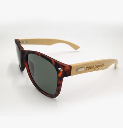 Bespoke Semi Bamboo Sunglasses