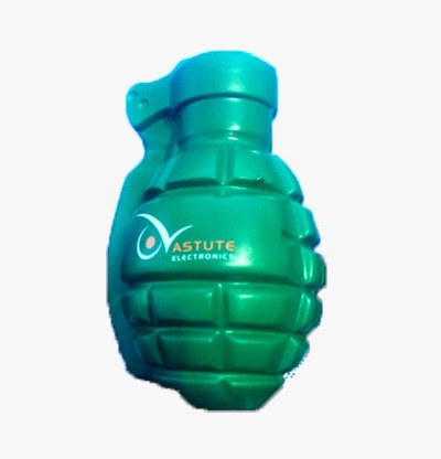 Bespoke stress grenade
