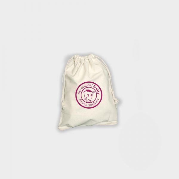 The Gloweasy Green & Eco 100{c0be930348acfc0ad1220dcfcc0bb0fa09ed29dde5c3cd4dff47aa47bc7e3213} unbleached natural cotton drawstring pouch / bag