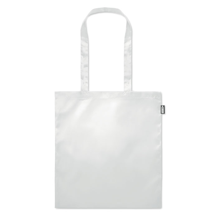 Swanpool Shopping bag in 190T RPET with long handles  100 gr